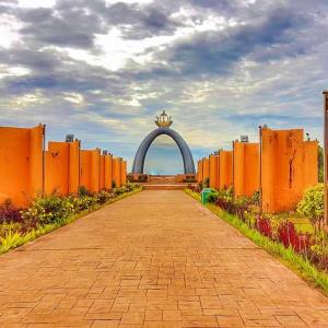 Seria, Brunei, Billionth Barrel Monument, exam invigilator